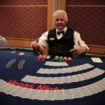 Casino croupiers